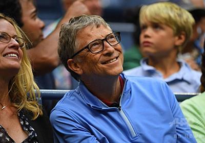 ビル・ゲイツ氏、大富豪は「もっと税金支払うべき」 納税額は1兆円超 写真1枚 国際ニュース:AFPBB News