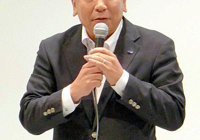 枝野氏「サマータイムは無理、いくつ時計があります?」:朝日新聞デジタル