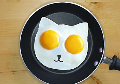 Sunny Side Up Eggs - Cat Fried Egg Mold by Egg Addiction —Kickstarter