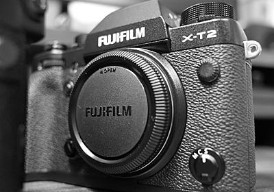 【レビュー】『FUJIFILM X-T2』が、今の自分にはピッタリのようだ【X-PRO2から乗り換え・比較】