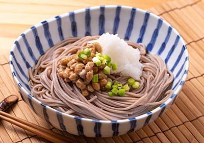 「蕎麦は腸にいい」日本人は簡単、最高の食べ方4つ   健康   東洋経済オンライン   社会をよくする経済ニュース