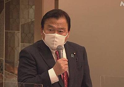 赤羽国交相 Go Toトラベル 可能なかぎり来月12日以降再開を   NHKニュース