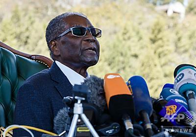 前政権接収の農地、白人経営者らに返還へ ジンバブエ政府提案 写真1枚 国際ニュース:AFPBB News