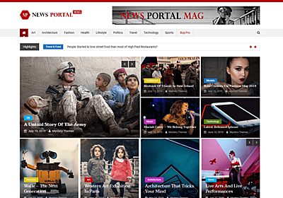 News Portal Mag – WordPress Theme Review