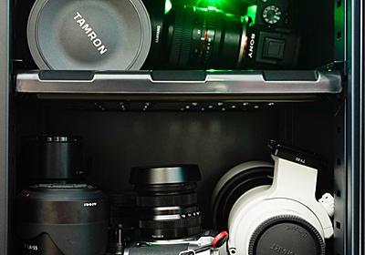 電子式防湿庫 Re:CLEAN 30Lが1万円でちょうどいいサイズ感 - まるしか Photo & Art Blog