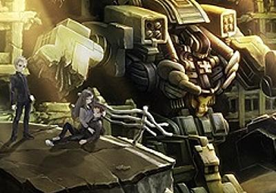 """「十三機兵防衛圏」は,13人の主人公の視点で物語が展開する""""ドラマチックアドベンチャー""""。世界観が確認できるゲームシーンを紹介"""