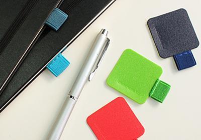 Lenovo IdeaPad Duet にUSIペンが装着できるペンホルダー「LEUCHTTURM1917(ロイヒトトゥルム) ペンループ」をつけてみた。 | ちょっと知りたいIT活用の備忘録