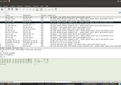 CTFのパケット解析から学ぶセキュリティとハッキング vol.1 - フロムスクラッチ開発者ブログ