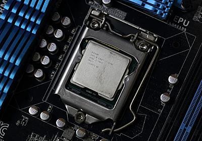 i7-2600Kはi7-6700Kにどこまで対抗できるのか? : BlogなMaterialisticA