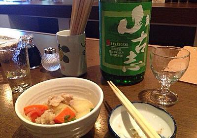 「朔(本郷三丁目)」完全時間制・日本酒飲み放題の立ち飲みバーで30分一本勝負してきた | KAMPLOG