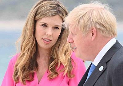 ジョンソン英首相、6人の子の父親だった 初めて公に認める