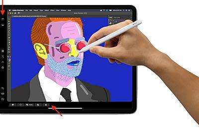 iPadをApple Pencil対応のセカンドディスプレイとして使用できるmacOS Catalinaの新機能「Sidecar」はミラーリングやTouch Barの表示、マルチタッチジェスチャーをサポート。 | AAPL Ch.