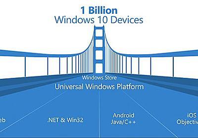 [速報]Visual StudioでObjective-Cがコンパイル可能に。iOSアプリからWindowsアプリへの移植をマイクロソフトがデモ。Build 2015 - Publickey