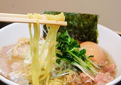 赤くない激辛ラーメンのスープは緑色 :: デイリーポータルZ
