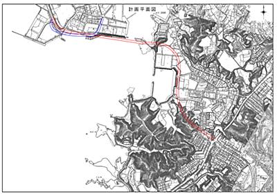 和歌山県田辺の「文里湾横断道路」の都市計画が決まって釣り人が思いうこと | 淡路島を愛する紀州釣り師〜茅渟富団子屋〜