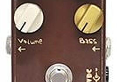 CHOCOLATE ELECTRONICS | 歪みエフェクター図鑑
