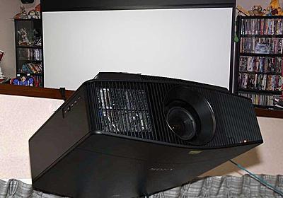 【西川善司の大画面☆マニア】ついに我が家も大画面4K/HDR。VPL-VW745を買った&17:9スクリーンも導入-AV Watch