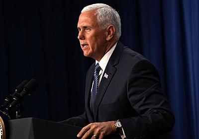 CNN.co.jp : 「米宇宙軍」、2020年までに創設を 副大統領が表明