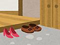 外国の「靴を脱ぐ脱がない論争」と「玄関の段差」について思うこと - simple life blog