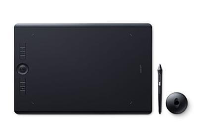 ワコム、新世代のフラグシップペンタブレット「Intuos Pro」「Intuos Pro Paper Edition」を発表 - ITmedia PC USER