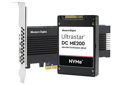 WD、メインメモリのように使えるNVMe SSD ~仮想メモリでメモリ容量を8倍に拡張 - PC Watch