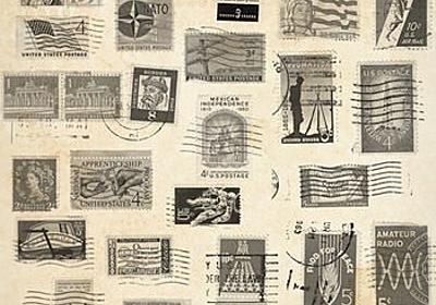 切手や消印のスタンプ風Photoshop無料ブラシ素材9個まとめ - PhotoshopVIP