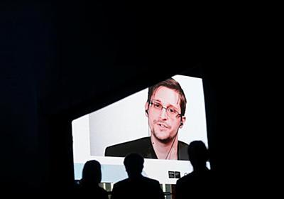 偽ニュース攻撃で民主主義に一段の脅威=スノーデン容疑者 - ロイター