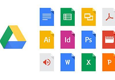 Googleドライブ、ファイルの複製や印刷を禁止できるように   ギズモード・ジャパン