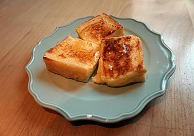 BALMUDA The Rangeの公式レシピ、フレンチトーストは一度作ってみる価値あり! | フルともパパブログ