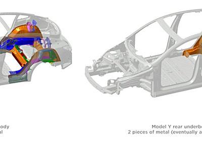 テスラの製造技術に他自動車メーカーが(良い意味で)ドン引きしている件 - Togetter
