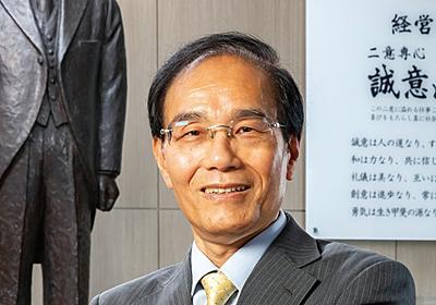 シャープトップの戴正呉氏が熱弁「この会社は日本の宝」:日経ビジネス電子版