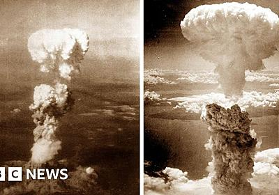 Hiroshima and Nagasaki: 75th anniversary of atomic bombings - BBC News