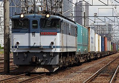 羽田空港の下を通る点線……夢にまで見た「東京港トンネル」を貨物列車で走破した | 文春オンライン