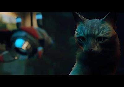 猫となりサイバーパンクの都市を探索する『Stray』が2022年初頭に発売決定。あわせて4分にもわたるゲームプレイ映像が公開