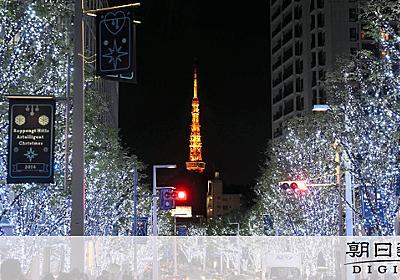 クリスマスイブは心筋梗塞に注意 発作のピークは22時:朝日新聞デジタル