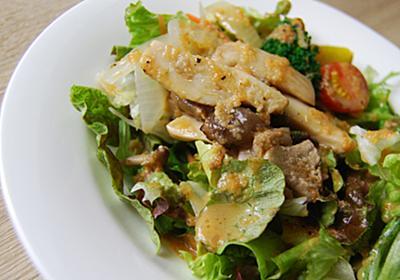 「なかなかイケる」きのこと野菜の見事な調和! 野菜のうまみが詰まった「きのこサラダ」が大好評 | GetNavi web ゲットナビ