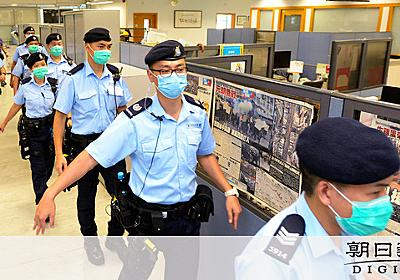 民主派の本丸摘発が始まった香港 「報道の自由死んだ」:朝日新聞デジタル