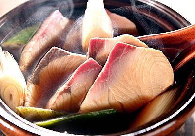 ブリ刺身を濃いめ&どシンプルなつゆで食べる「ねぎブリ鍋」を作ってほしい【魚屋三代目】 - メシ通 | ホットペッパーグルメ