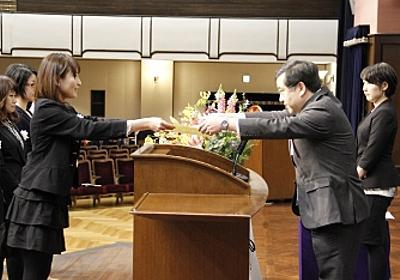 2015年度業務改革総長賞表彰式   トピックス   東京大学