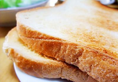 食パンの耳が苦手なあなたへ。パン耳がサクサクになる美味しい裏技とクラストカッターがありますよ。 - 華日記 子育てと、趣味と、生活と。