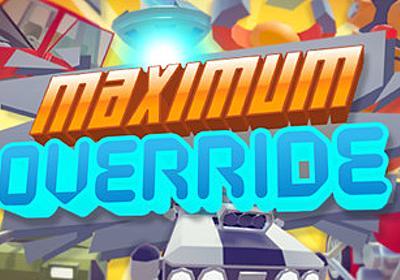 Maximum Override on Steam