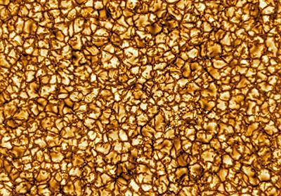 史上最高解像度の太陽表面の画像公開、テキサス州の大きさの「細胞」捉える 写真2枚 国際ニュース:AFPBB News