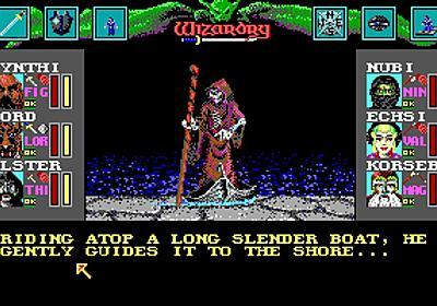 ドリコムが名作RPG『ウィザードリィ』の新規タイトルを開発決定。シリーズ一部タイトルの著作権、国内外での商標権を獲得 - ファミ通.com
