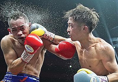井上尚弥の左フックを読み切った、世界最高のボクシングカメラマン。 - ボクシング - Number Web - ナンバー