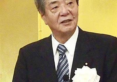【西日本豪雨】自民・竹下亘総務会長「どんな非難も受ける。これだけの災害になるとは予想せず…」 - 産経ニュース