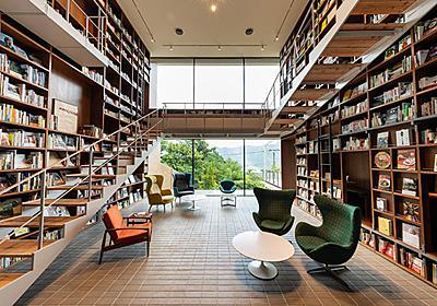 TRAVEL|本好き必見!本に囲まれて暮らすように滞在するブックホテル「箱根本箱」 | Web Magazine OPENERS
