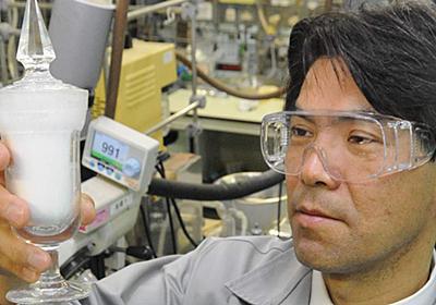 iPhoneも採用、有機ELを「金のなる木」に変えた化学屋の挑戦 | ものつくるひと | ダイヤモンド・オンライン