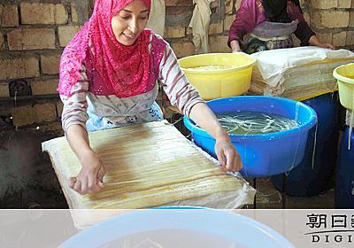 パピルス栽培、復活の兆し 4千年の伝統つなぐ女性たち:朝日新聞デジタル