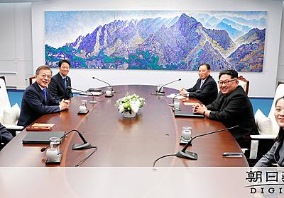 「平壌から苦労して冷麺を持ってきました」 金正恩氏:朝日新聞デジタル