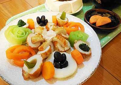 竹輪と野菜のオードブル風 - めのキッチンの美味しい生活